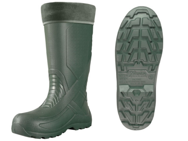 Dry Walker X-Track & X-Track Ultra. top quality EVA boots suitable down to -40° - X-Track Ultra