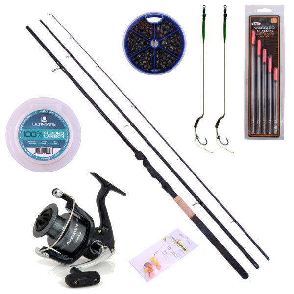 Match & Float Set with Ultimate rod, Shimano reel and more