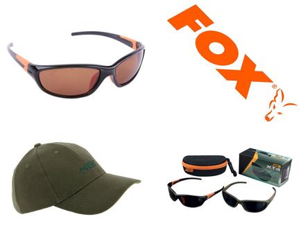 2096e19411 Fox XT4 Sunglasses and NGT Cap (2 options)