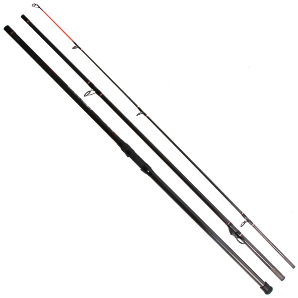 Ultimate Extreme Beach Set, ready for shore fishing! - Ultimate Extreme Beach 3-piece beach rod