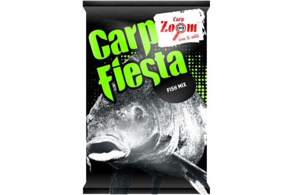 Carp Zoom Carp Fiesta Groundbait