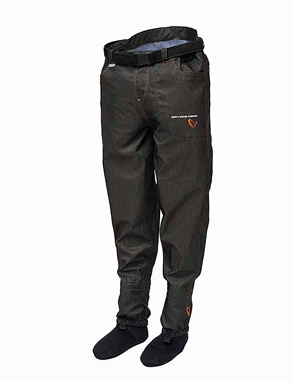 Savage Gear Denim Waist Waders (4 available sizes)