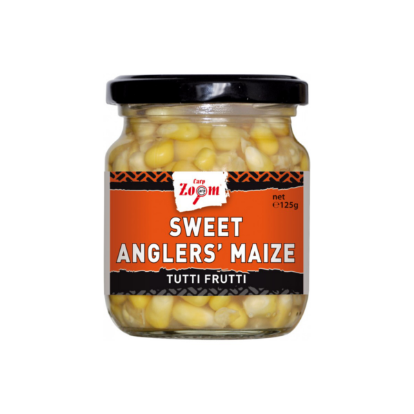 Carp Zoom Sweet Angler's Maize (7 options) - Tutti Frutti
