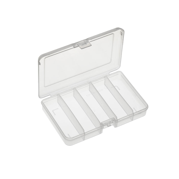 Panaro Polypropylene Tackle Box (6 options) - 5 compartments