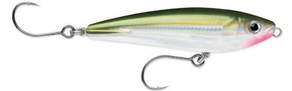 Rapala X-Rap Saltwater Subwalk 15 cm - Olive Green