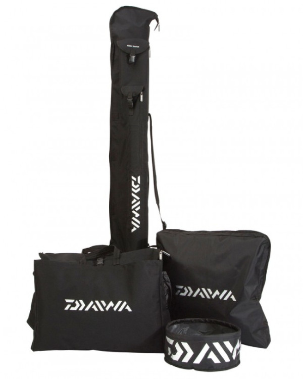 Daiwa Boxed Luggage Set