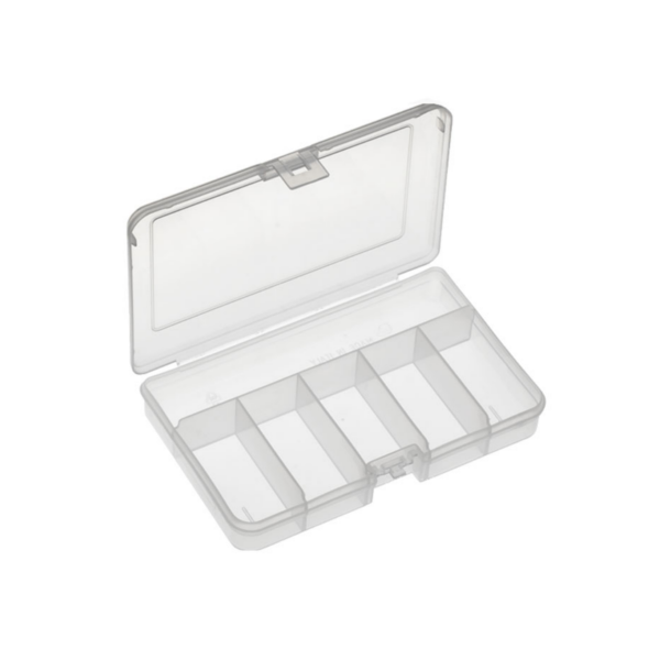 Panaro Polypropylene Tackle Box (6 options) - 6 compartments