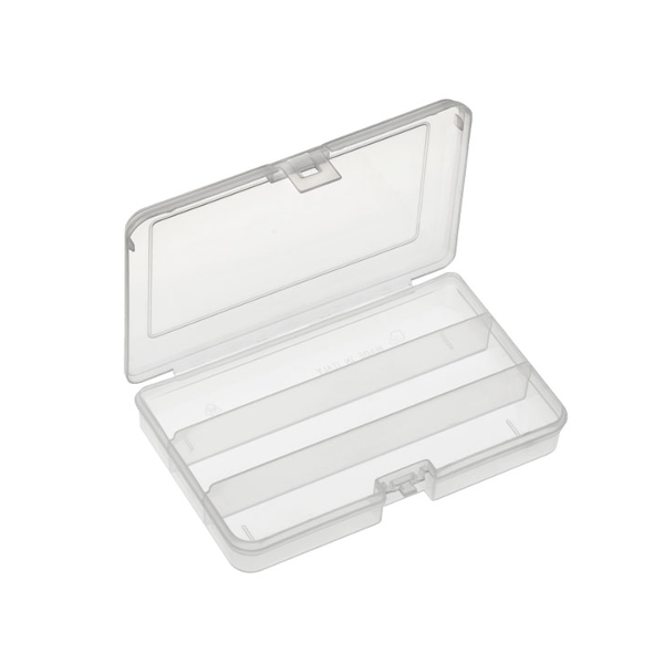 Panaro Polypropylene Tackle Box (6 options) - 3 compartments