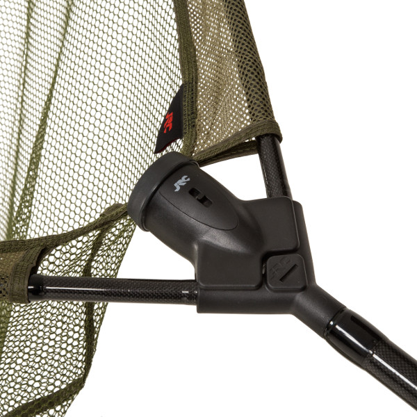 "JRC Extreme TX Landing Net 46"" with light (2-piece handle)"