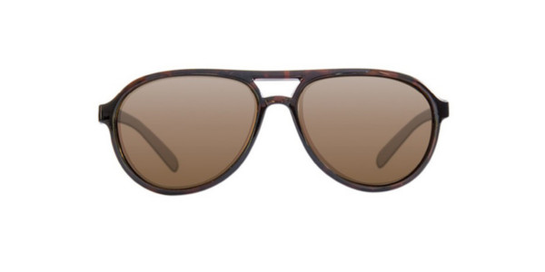 Korda Aviator Sunglasses (2 options) - Tortoise - Brown Lens