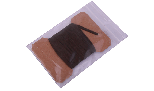 Fly Tying Poly Yarn - Dark Brown