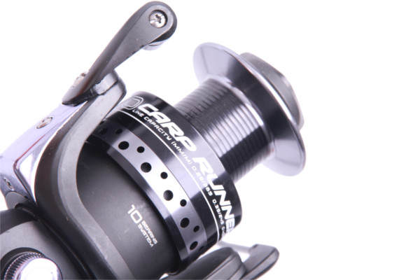 NGT Dynamic Deluxe Carp Runner Reel with 10 ball bearings
