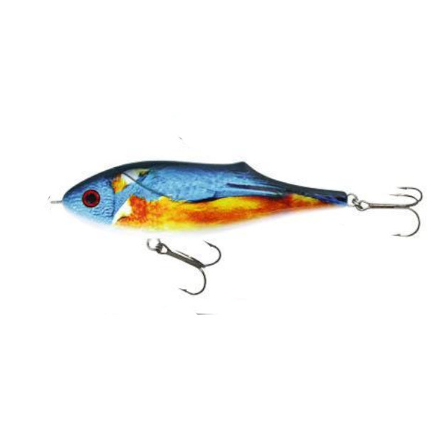 Quantum Spooky Jerk 16 cm 88 g (multiple options) - Kingfisher