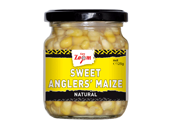Carp Zoom Sweet Angler's Maize (7 options) - Natural