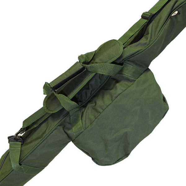 NGT XPR Padded Holdall 3-Rod