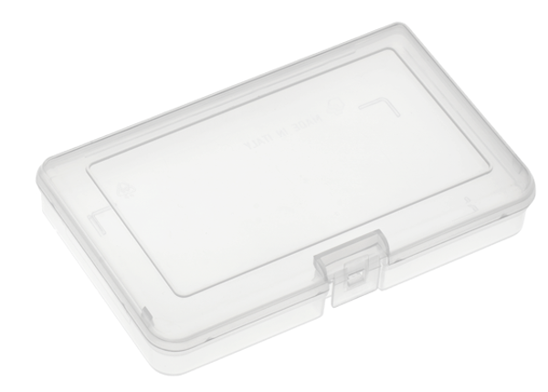 Panaro 102 Tackle Box 91x66x21mm (1, 4 or 6 compartments) - 1 Compartment