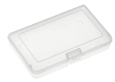 Panaro 102 Tackle Box 91x66x21mm (1, 4 or 6 compartments)