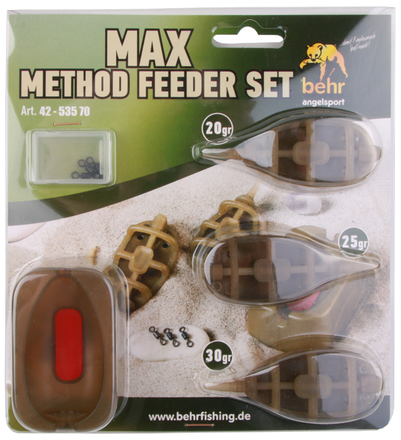 Behr Max Method Feeder Set