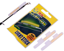 Image of 10 Clip On Light Sticks for your rod tip! (5 options)