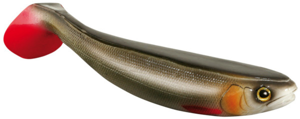 Jackson The Shad 12.5 cm, 2 pcs! - Rudd