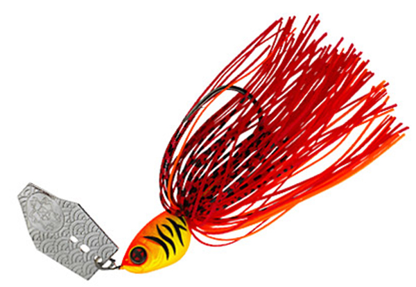 Sakura Swinger Chatterbait - Red Tiger