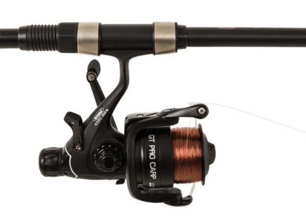Mitchell GT Pro Carp Set + Accessories