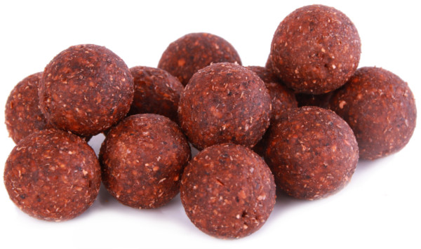 10 kg Ready Made Boilies in 8 flavours - Krill