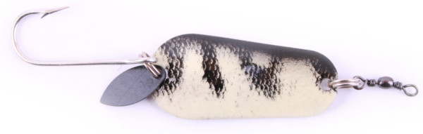 Dymara Classic Spoon 16gr (15 options) - White Perch
