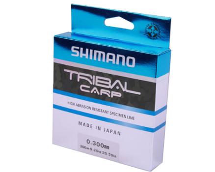 7336258a530 300 m Spool Shimano Tribal Carp Nylon 0.30 mm Green