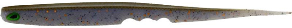 Westin SlimTeez PT 13 cm, 6 pcs (4 options)