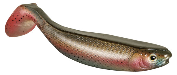 Jackson The Shad 12.5 cm, 2 pcs! - Trout