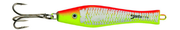 Aquantic 3D Holo Pirk 200 g - Red / Yellow