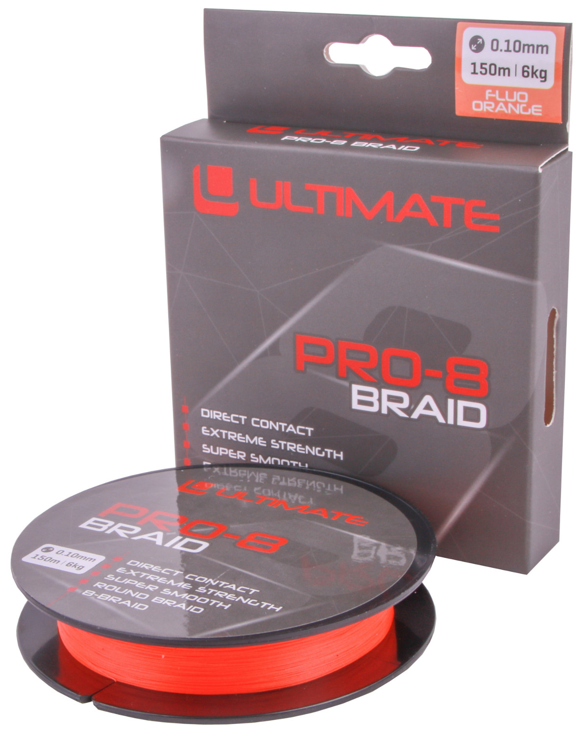 Ultimate Pro-8 Braid