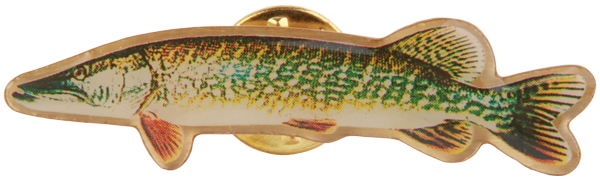 Balzer Fish Pin - Pike